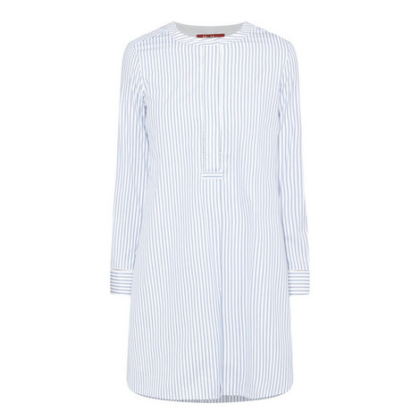 Carisma Striped Long Shirt, ${color}