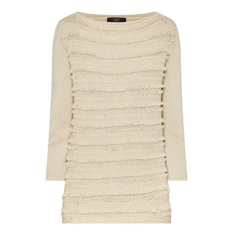 Carlo Tassel Knit Sweater, ${color}