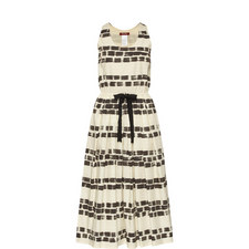 Canzone Patterned Dress