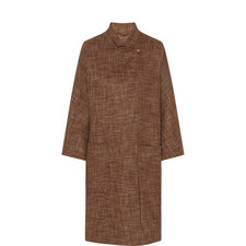 Cennare Relaxed Cashmere Coat