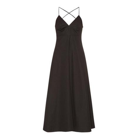 Ciad Cross Over Dress, ${color}