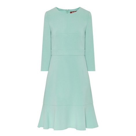 Cima Long Sleeve Dress, ${color}