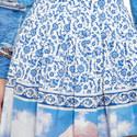 Cleofe Print Skirt , ${color}