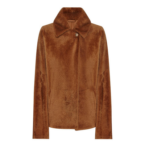 Cluny Shearling Jacket, ${color}