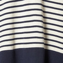 Coccole Stripe Sweater , ${color}