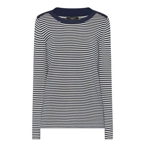 Cogne Stripe Sweater, ${color}