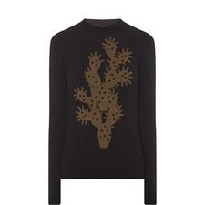 Crochet Cactus Sweater