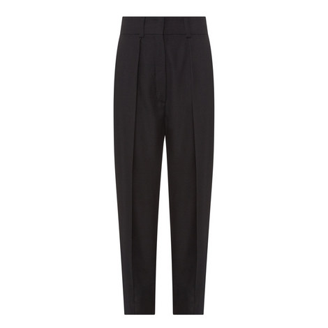 Cubano Wide Fit Trousers, ${color}