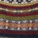 Dalila Multi-Pattern Wool Sweater, ${color}