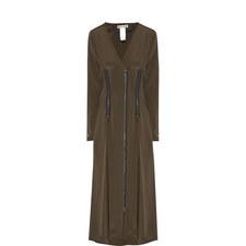 David Silk Maxi Dress
