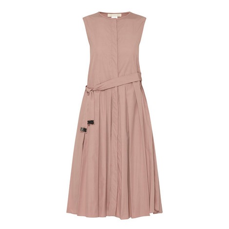 Davy Pleated Dress, ${color}
