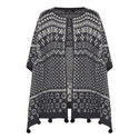 Chicco Patterned Poncho, ${color}