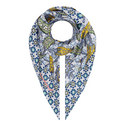 Marrakesh Silk Square Scarf, ${color}