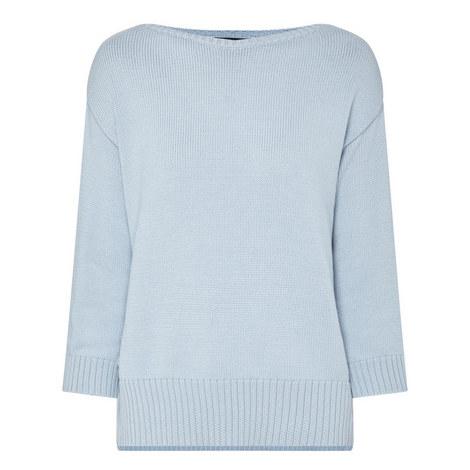 Diadema Side Tie Sweater, ${color}