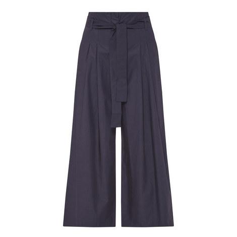 Dtappet Wide Fit Trousers, ${color}