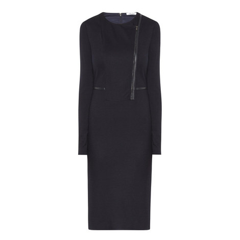 Edro Jersey Dress, ${color}