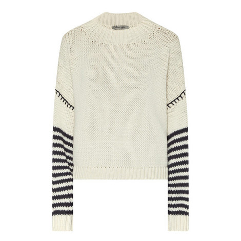 Eger Relaxed Fit Sweater, ${color}
