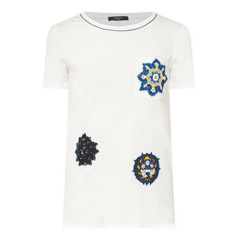 Erasmo Embellished T-Shirt, ${color}