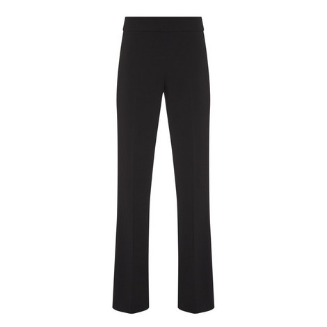 Estense Flared Trousers, ${color}