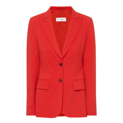 Fabia Virgin Wool Jacket, ${color}