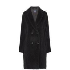 Fabian Alpaca Coat
