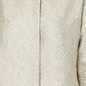 Faenza Jacquard Coat, ${color}