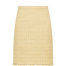 Fastoso Tweed Skirt