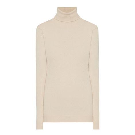 Foscari Wool Mix Polo Sweater, ${color}