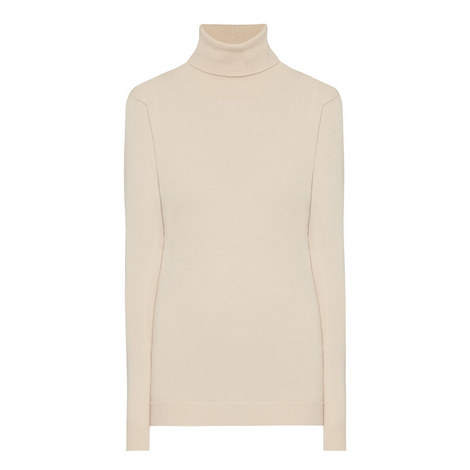 Foscari Wool Mix Polo Sweater, ${color}