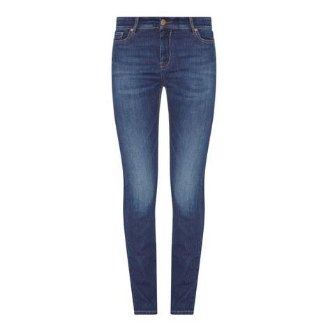 Genere High-Rise Jeans, ${color}