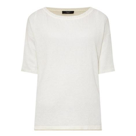 Germana Short Sleeve Sweater, ${color}