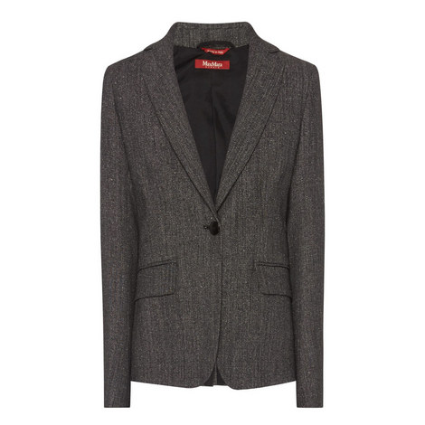 Gianna Textured Jacket, ${color}