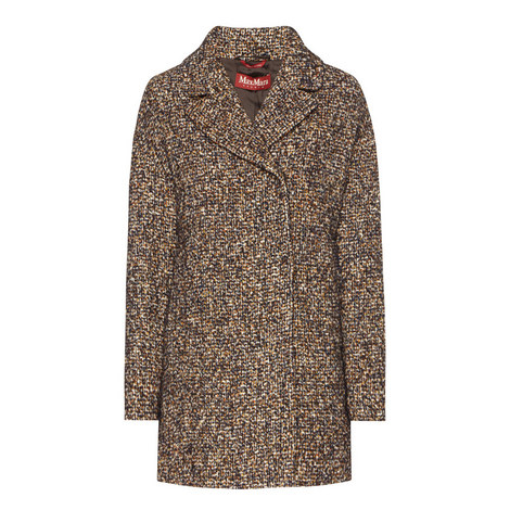 Gilda Tweed Coat, ${color}
