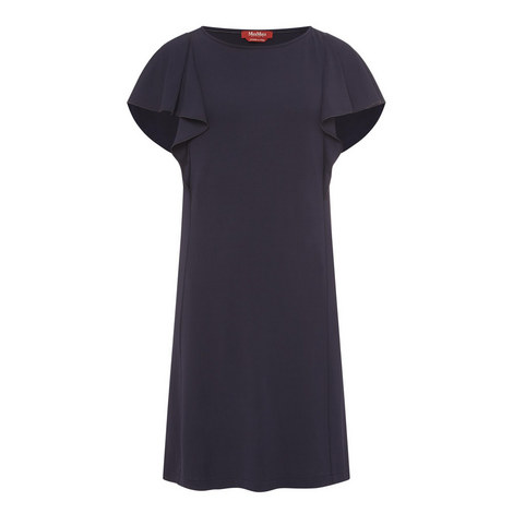 Ginetta Ruffle Dress, ${color}