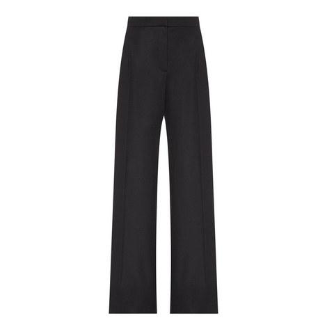 Virgin Wool Trousers, ${color}