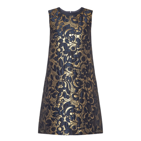 Grolla Jacquard Dress , ${color}