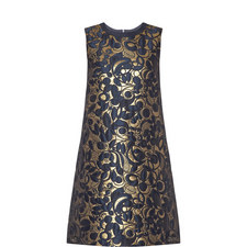 Grolla Jacquard Dress