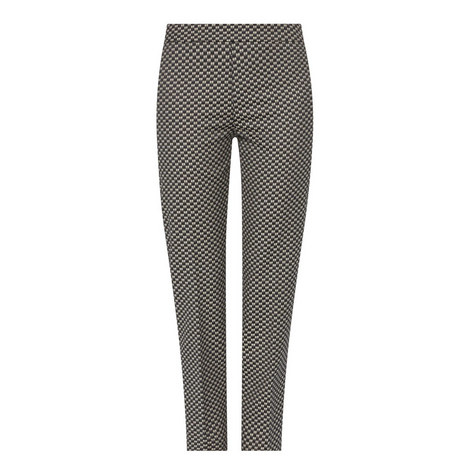 Hixie Patterned Trousers, ${color}