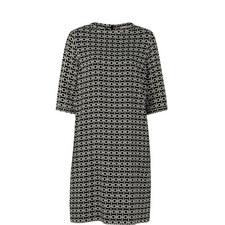 Jana Geometric Dress