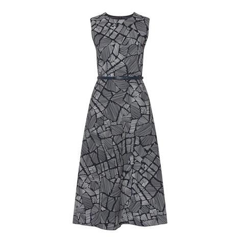 Jasmine Belted Dress, ${color}