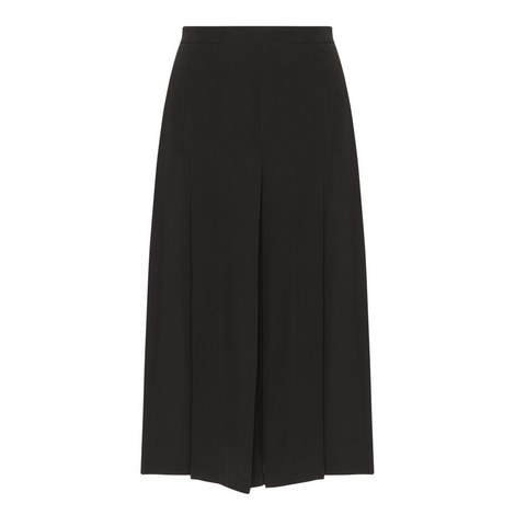 Jazz Pleated Culottes, ${color}