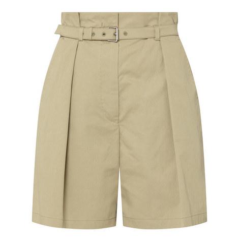 High-Waist City Shorts, ${color}