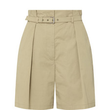 High-Waist City Shorts