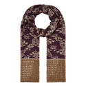 Lanoso Lurex Scarf , ${color}