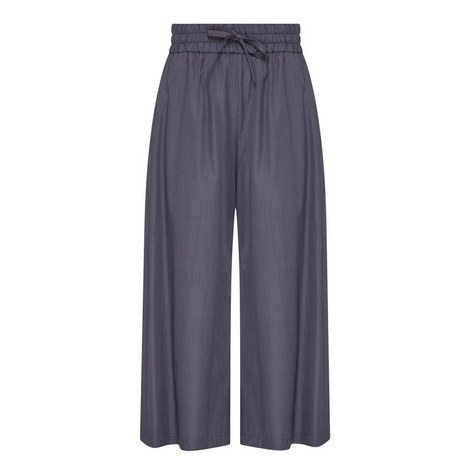 Wide Fit Cotton Trousers , ${color}