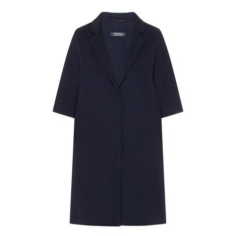 Leva Single Breasted Wool Coat, ${color}