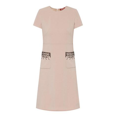 Lulu Embellished Dress, ${color}