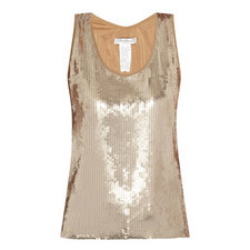 Mammola Sequinned Top