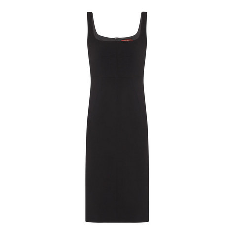Maniero Scoop Neck Dress, ${color}