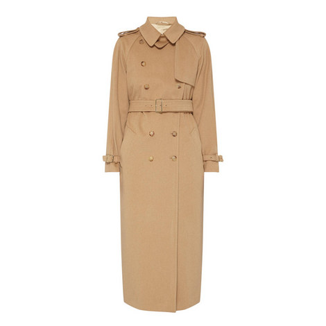 Kriss Camel Trench Coat, ${color}